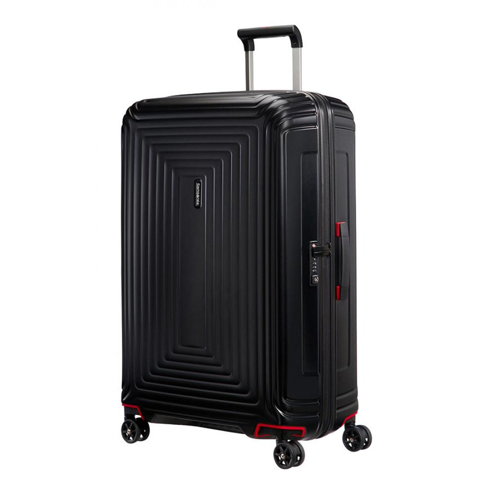 Samsonite Neopulse Spinner (4 Ruote) 69Cm Matte Black