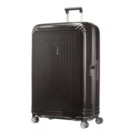 Samsonite Neopulse Spinner (4 Ruote) 81Cm Metallic Black 65756-2368 44D09004