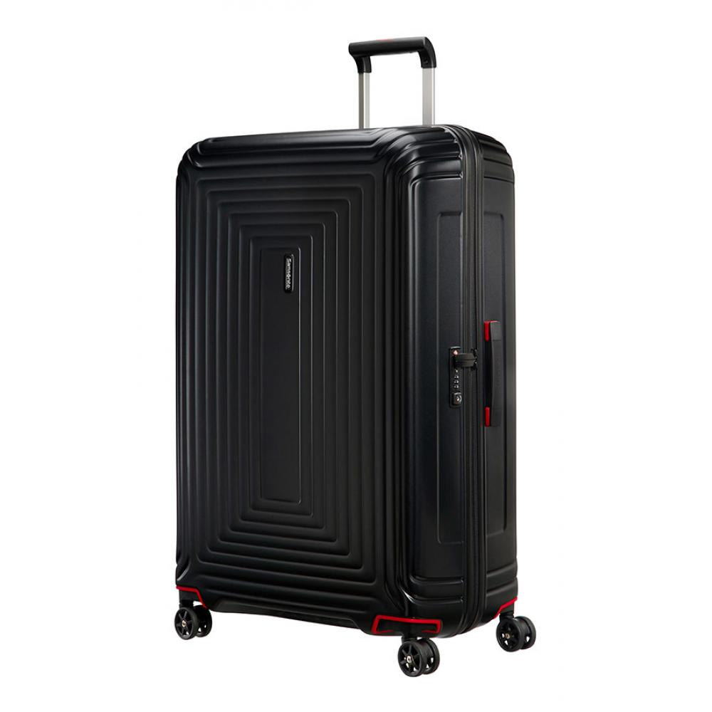 Samsonite Neopulse Spinner (4 Ruote) 81Cm Matte Black