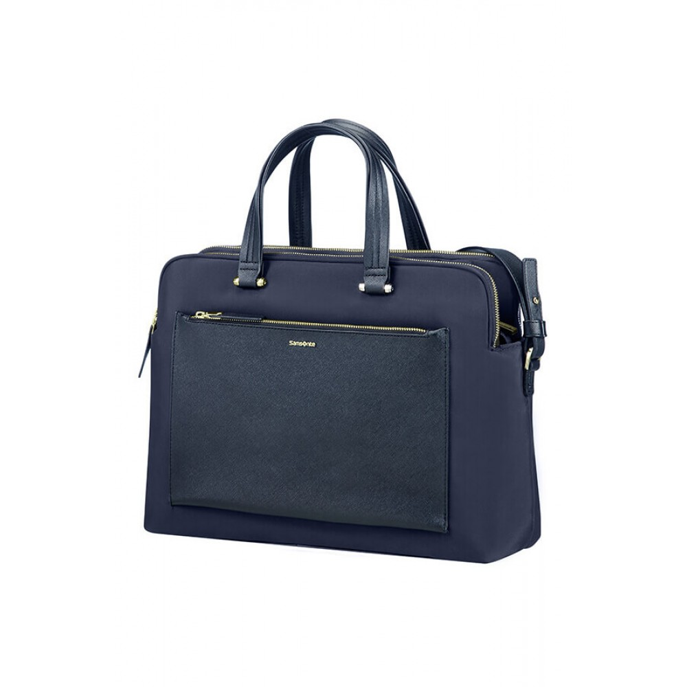Samsonite Zalia Cartella Dark Blue