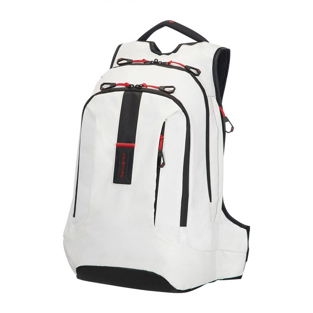 Samsonite Paradiver Light Zaino Porta Pc L White