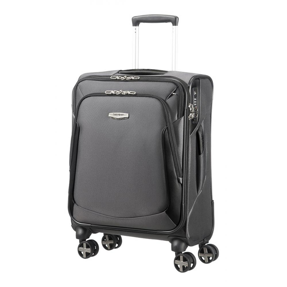 Samsonite X'blade 3.0 Spinner (4 Ruote) 55Cm Grey/black