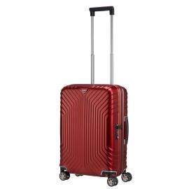 Samsonite Tunes Trolley (4 Ruote) 55Cm Matte Deep Red 75231-5347 05N00002