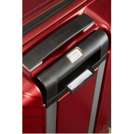 Samsonite Tunes Trolley (4 Ruote) 69Cm medio Matte Deep Red 75232-5347