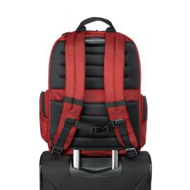 Samsonite Infinipak Zaino Porta Pc Red/black