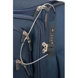 Samsonite Spark Sng Spinner Top Pocket (4 Ruote) 55Cm Blu