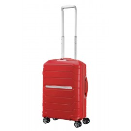 Samsonite Flux Trolley Espandibile (4 Ruote) 55Cm Rosso 88537-1726 CB020001