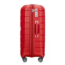 Samsonite Flux Trolley Espandibile (4 Ruote) 68Cm Rosso 88538-1726 CB020002