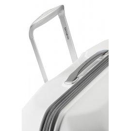 Samsonite Flux Spinner Espandibile (4 Ruote) 68Cm White