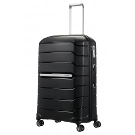 Samsonite Flux Spinner Espandibile (4 Ruote) 75Cm Nero