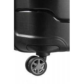 Samsonite Flux Spinner Espandibile (4 Ruote) 75Cm Nero
