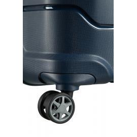 Samsonite Flux Spinner Espandibile (4 Ruote) 75Cm Navy Blue