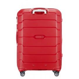 Samsonite Flux Trolley Espandibile (4 Ruote) 75Cm Rosso 88539-1726 CB020003