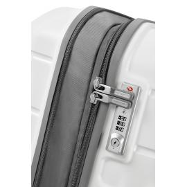Samsonite Flux Spinner Espandibile (4 Ruote) 75Cm White