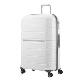 Samsonite Flux Spinner Espandibile (4 Ruote) 75Cm White 88539-1908 CB005003