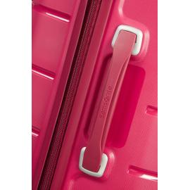 Samsonite Flux Spinner Espandibile (4 Ruote) 75Cm Granita Red
