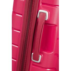 Samsonite Flux Spinner Espandibile (4 Ruote) 75Cm Granita Red