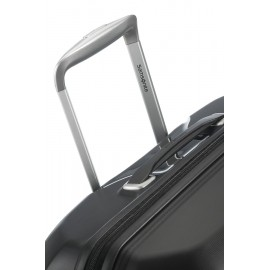 Samsonite Flux Spinner Espandibile (4 Ruote) 81Cm Nero