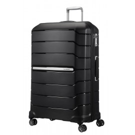 Samsonite Flux Spinner Espandibile (4 Ruote) 81Cm Nero 88540-1041 CB009004