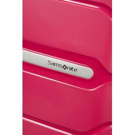Samsonite Flux Spinner Espandibile (4 Ruote) 81Cm Granita Red