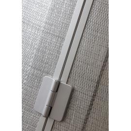 Samsonite Lite-Cube Fr Trolley (4 Ruote) 82Cm Aluminium