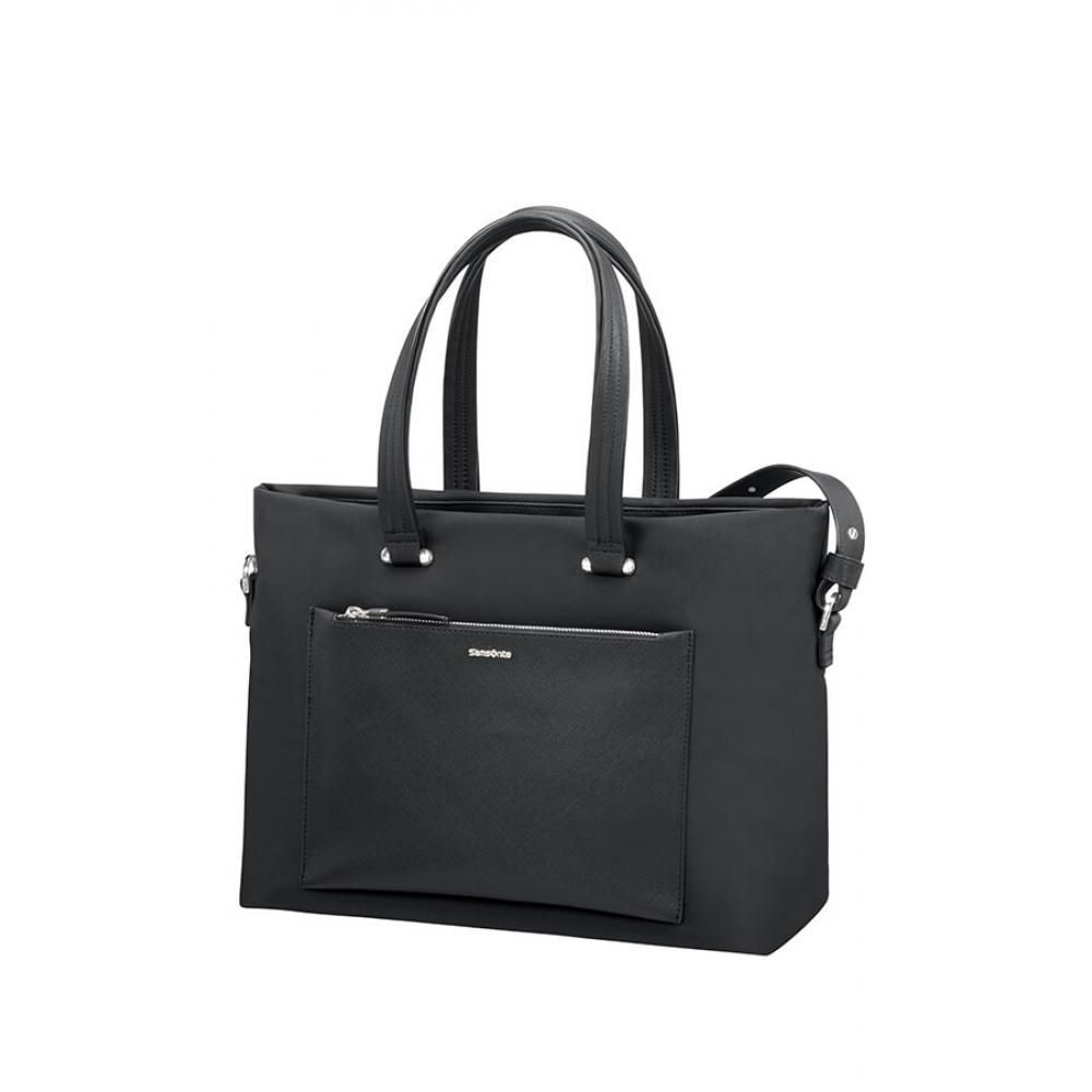 Samsonite Zalia Shopping Bag Nero