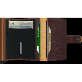 Secrid Miniwallet Veg Caramello