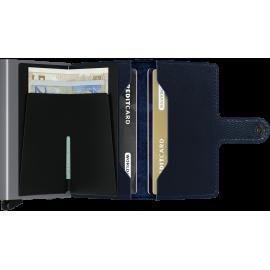 Secrid Miniwallet Rango Blue-Titanium MRA-BLUE-TITANIUM