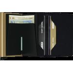 Secrid Slimwallet Crisple Black-Gold SC-BLACK-GOLD