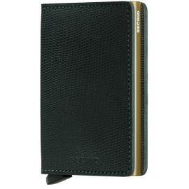 Secrid Slimwallet Rango Green-Gold
