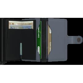 Secrid Miniwallet Matte Grey-Black