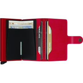 Secrid Miniwallet Original Red-Red