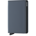 Secrid Slimwallet Matte Grey-Black