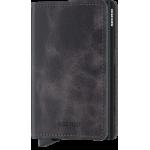 Secrid Slimwallet Vintage Grey-Black SV-GREY-BLACK