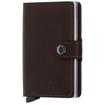 Secrid Miniwallet Original Dark Brown M-DARK BROWN