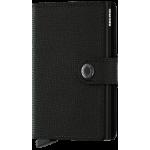 Secrid Miniwallet Crisple Black MC-BLACK