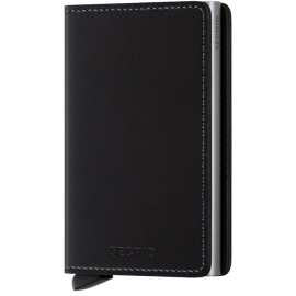 Secrid Slimwallet Original Black