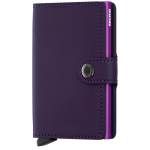 Secrid Miniwallet Matte Purple MM-PURPLE