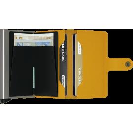 Secrid Miniwallet Crisple Amber MC-AMBER