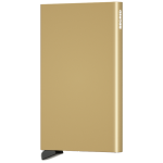 Secrid Cardprotector Gold C-GOLD