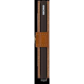 Secrid Miniwallet Original Cognac-Brown