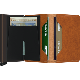 Secrid Slimwallet Original Cognac-Brown