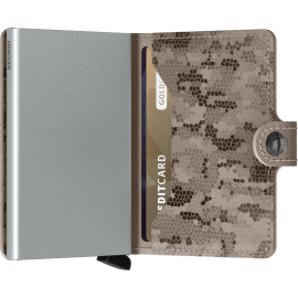 Secrid Miniwallet Crisple Taupe Camo MC-TAUPE CAMO