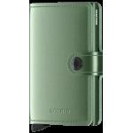 Secrid, miniwallet metallic green MME-GREEN