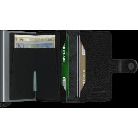 Secrid Miniwallet Stitch Linea Black MST-LINEA BLACK