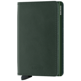 Secrid, slimwallet original green SO-GREEN