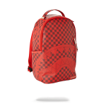 Sprayground Sharks In Paris (Red Checkered Edition) 910B2768NSZ todd gurley backpack zaino sprayground