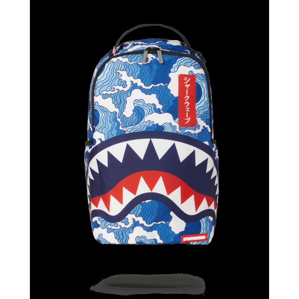 Sprayground The Shark Wave 910B3193NSZ