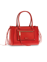 The Bridge Bauletto Rosso Ciliegia/oro 04324901.9I