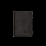The Bridge Card Case Nero/palladio/rutenio 01208401.20